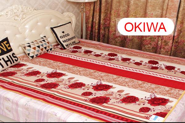 đệm điện đôi okiwwa 10
