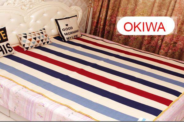 đệm điện đôi okiwwa 9